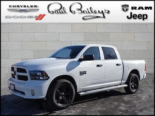 New Chrysler Jeep Dodge Ram models 2019 Ram 1500 CLASSIC EXPRESS CREW CAB 4X4 5'7 BOX Crew Cab 1C6RR7KGXKS508944 for sale in North Kingstown, RI