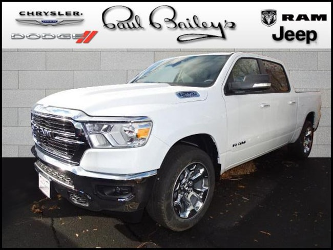 New 2019 Ram 1500 BIG HORN / LONE STAR CREW CAB 4X4 5'7 BOX Crew Cab near Warwick RI