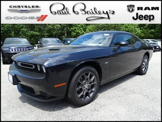 New Chrysler Jeep Dodge Ram models 2018 Dodge Challenger GT ALL-WHEEL DRIVE Coupe 2C3CDZGG5JH297390 for sale in North Kingstown, RI