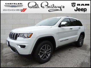New Chrysler Jeep Dodge Ram models 2018 Jeep Grand Cherokee LIMITED 4X4 Sport Utility 1C4RJFBGXJC378974 for sale in North Kingstown, RI