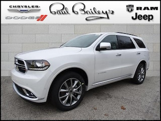New Chrysler Jeep Dodge Ram models 2019 Dodge Durango CITADEL ANODIZED PLATINUM AWD Sport Utility for sale in North Kingstown, RI
