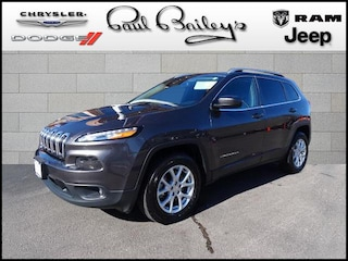 Used Vehicles for sale 2017 Jeep Cherokee Latitude 4x4 SUV 1C4PJMCSXHW658823 in North Kingstown, RI