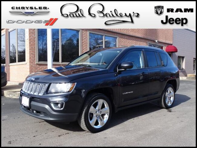 Bargain 2014 Jeep Compass 4WD  Limited SUV for sale in North Kingstown, RI