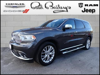 Used Vehicles for sale 2014 Dodge Durango AWD  Citadel SUV 1C4SDJET3EC556704 in North Kingstown, RI