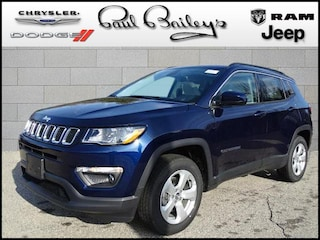 Used Vehicles for sale 2018 Jeep Compass Latitude 4x4 SUV 3C4NJDBB3JT176201 in North Kingstown, RI