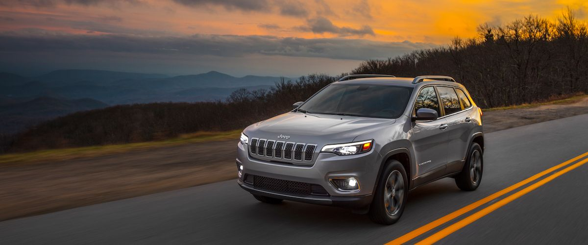 New Jeep Cherokee in North Kingstown