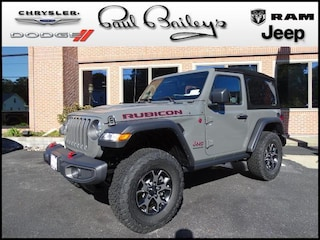 New Chrysler Jeep Dodge Ram models 2018 Jeep Wrangler RUBICON 4X4 Sport Utility 1C4HJXCGXJW290490 for sale in North Kingstown, RI