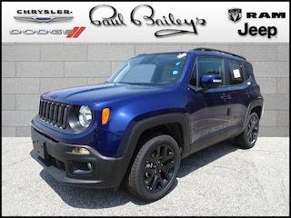 New Chrysler Jeep Dodge Ram models 2018 Jeep Renegade ALTITUDE 4X4 Sport Utility for sale in North Kingstown, RI