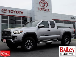 2018 Toyota Tacoma TRD Offroad Extended Cab