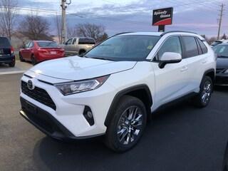 2019 Toyota RAV4 AWD XLE Premium Package SUV
