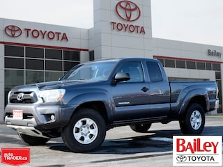 2014 Toyota Tacoma TRD Offroad V6 Access Cab Truck Extended Cab
