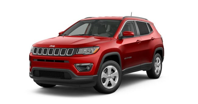 New 2019 Jeep Compass LATITUDE 4X4 Sport Utility in Princeton, NJ