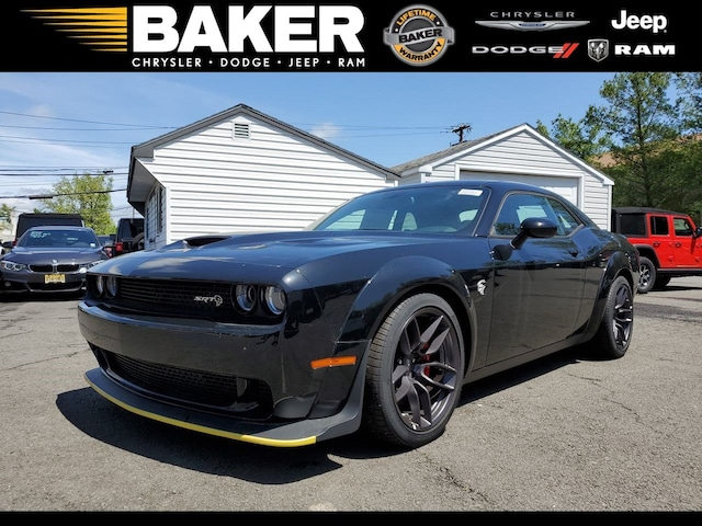 Dodge Hellcat For Sale >> New 2018 Dodge Challenger Srt Hellcat Widebody For Sale In