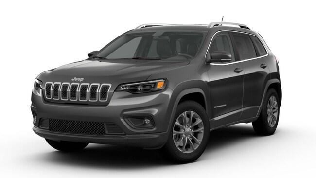 New 2019 Jeep Cherokee LATITUDE PLUS 4X4 Sport Utility in Princeton, NJ