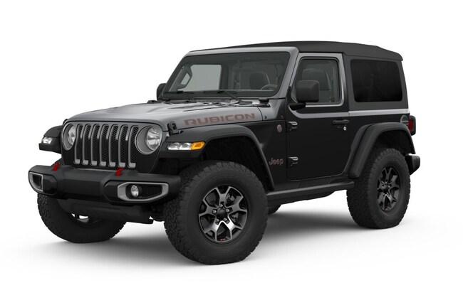New 2019 Jeep Wrangler RUBICON 4X4 Sport Utility in Princeton, NJ