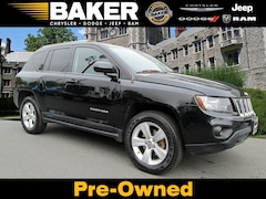 Used 2014 Jeep Compass Latitude 4WD  Latitude for Sale in Princeton, NJ