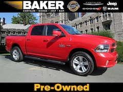 Used 2013 Ram 1500 Sport Sport 4WD Crew Cab 140.5 for sale in Princeton, NJ