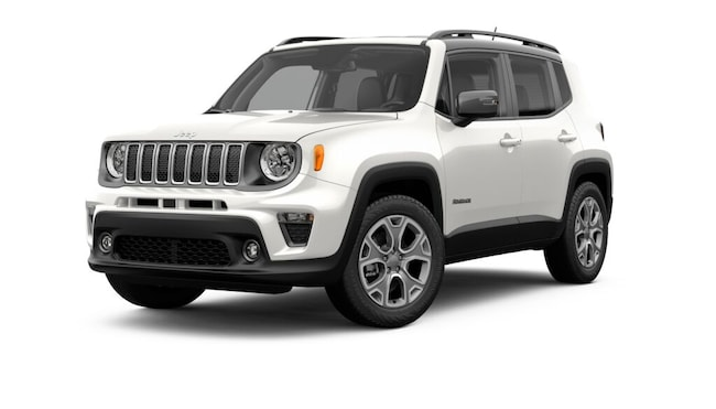 New 2019 Jeep Renegade LIMITED 4X4 Sport Utility in Princeton, NJ