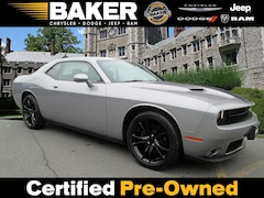 Used 2016 Dodge Challenger SXT Coupe for sale in Princeton NJ