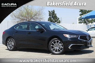 2018 Acura TLX 3.5 V-6 9-AT SH-AWD Sedan