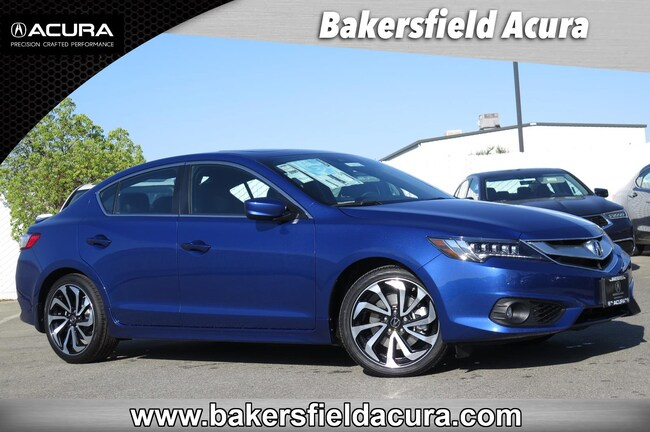 2017 Acura ILX with Technology Plus and A-SPEC Package Sedan