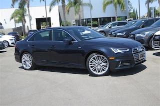 New 2018 Audi A4 2.0T Premium Plus Sedan in Bakersfield CA