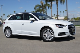 New 2018 Audi A3 e-tron 1.4T Premium Plus Hatchback in Bakersfield CA