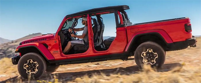 The All New 2020 Jeep Gladiator