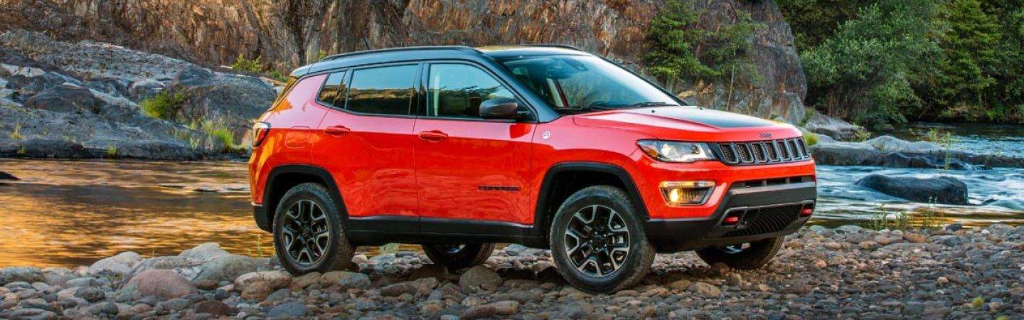 Shop 2019 Jeep Compass in Bakersfield, CA