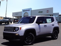 New 2018 Jeep Renegade SPORT 4X4 Sport Utility ZACCJBAB3JPH15209 for sale in Bakersfield, CA at Bakersfield Chrysler Jeep FIAT