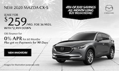 July 2020 CX-5 Special