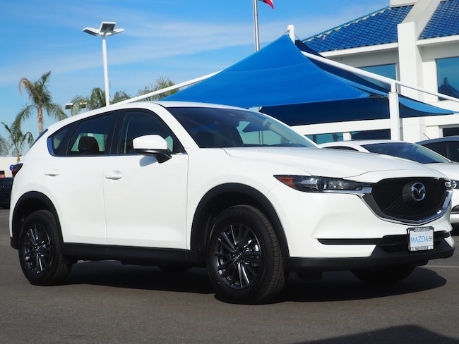 New 2019 Mazda Mazda Cx 5 For Sale At Bakersfield Mazda Vin