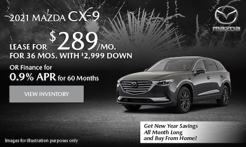 January 2021 CX-9 Special