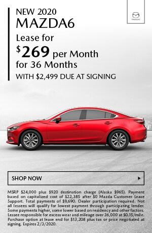 January 2020 Mazda6 Special
