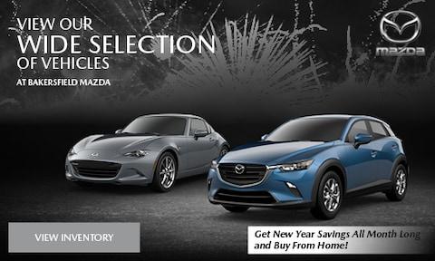 January 2021 Vehicle Selection