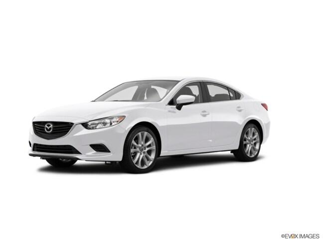 2015 Mazda Mazda6 i Sport Sedan