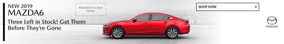 February 2019 Mazda6 Special
