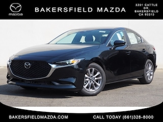 New 2021 Mazda Mazda3 2.5S Sedan For Sale in Bakersfield, CA