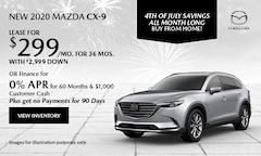 July 2020 CX-9 Special