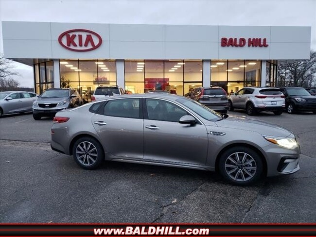 New 2019 Kia Optima EX Sedan in Warwick