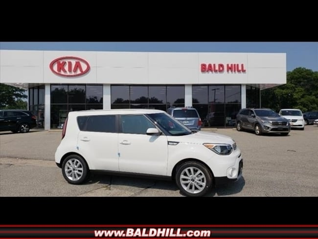 New 2019 Kia Soul + Hatchback in Warwick