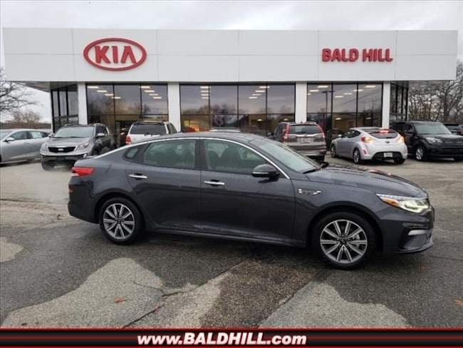 New 2019 Kia Optima LX Sedan in Warwick