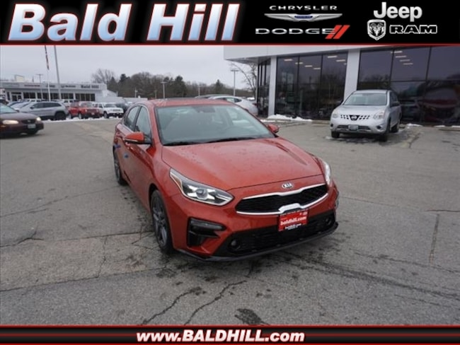 New 2019 Kia Forte EX Sedan in Warwick