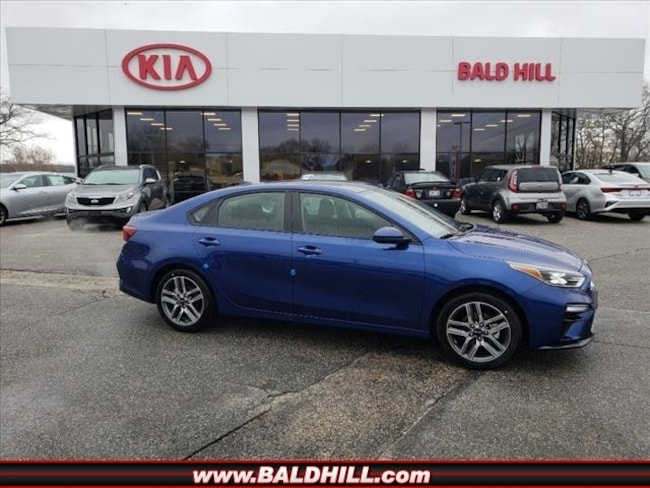 New 2019 Kia Forte S Sedan in Warwick