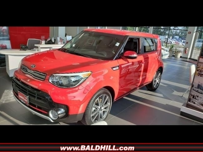 New 2019 Kia Soul ! Hatchback in Warwick
