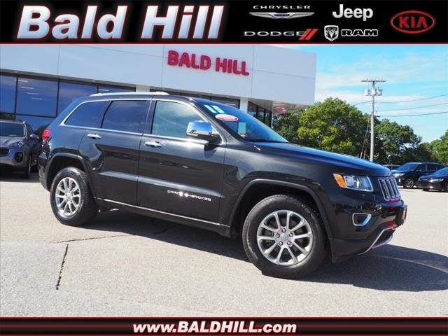 2015 Jeep Grand Cherokee Limited 4x4 SUV 8-Speed Shiftable Automatic 1C4RJFBG8FC102946