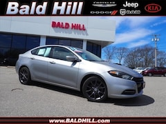 2016 Dodge Dart SE Sedan Automatic 1C3CDFAA6GD736492