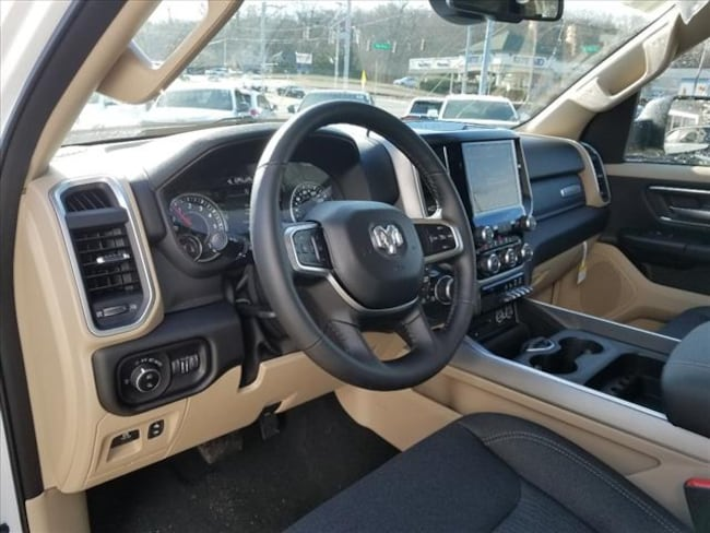 New 2019 Ram 1500 Big Horn Lone Star Crew Cab 4x4 5 7 Box For Sale