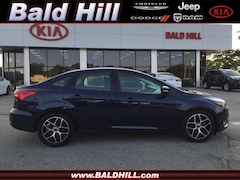2017 Ford Focus SEL Sedan Dual Shift Gearbox 1FADP3H25HL343259