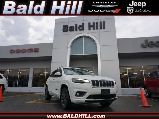 New 2019 Jeep Cherokee HIGH ALTITUDE 4X4 Sport Utility in Warwick, RI
